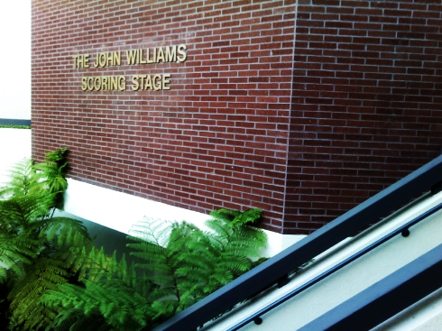 John Williams Scoring Stage at USC Thornton School of Music