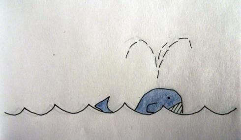 sky whale still