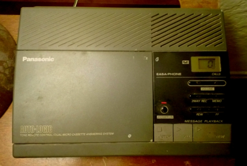 panasonic answering machine