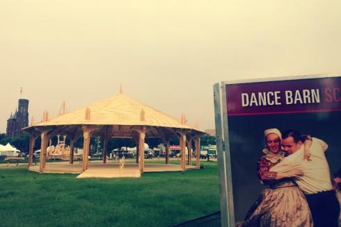 folklife dance barn
