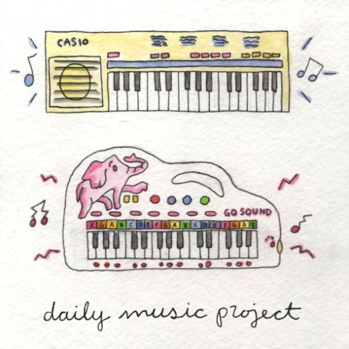 daily music project