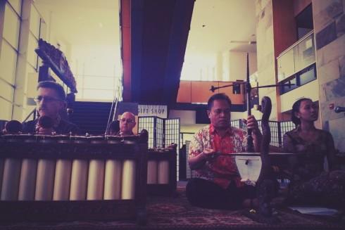 Javanese Gamelan Gadhon at Mondavi