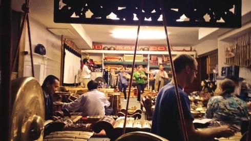 embassy gamelan